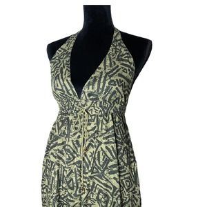 Billabong Small Maxi Dress Small w/ pockets